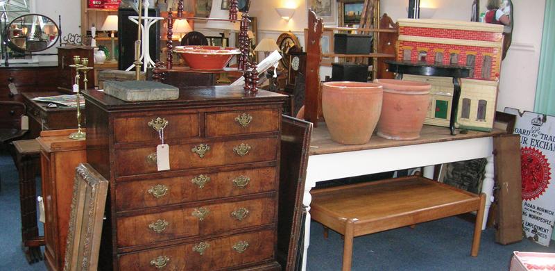 yoxford antiques centre
