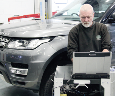 Lindacre Land Rover