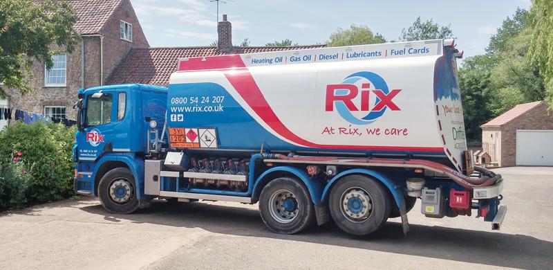 Rix Petroleum Suffolk Norfolk Life Business Profile