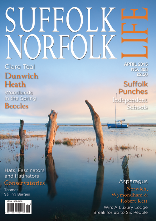 Suffolk Norfolk Life April 2015