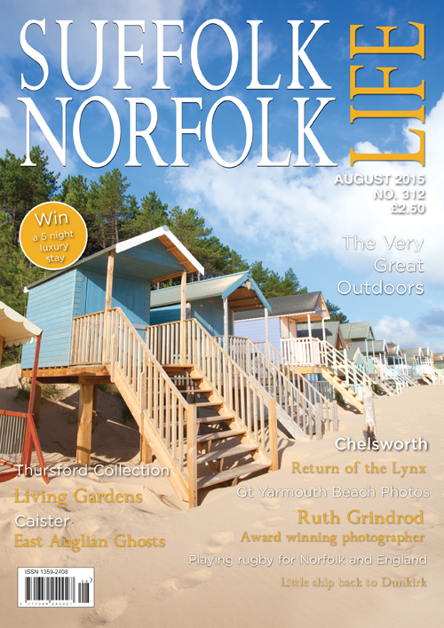 Suffolk Norfolk Life East Anglia August 2015