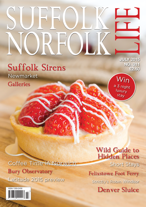 Suffolk Norfolk Life July 2015