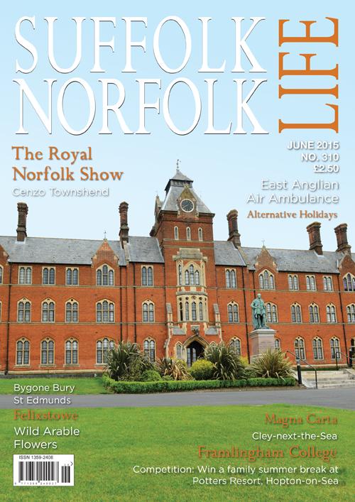 Suffolk Norfolk Life June 2015