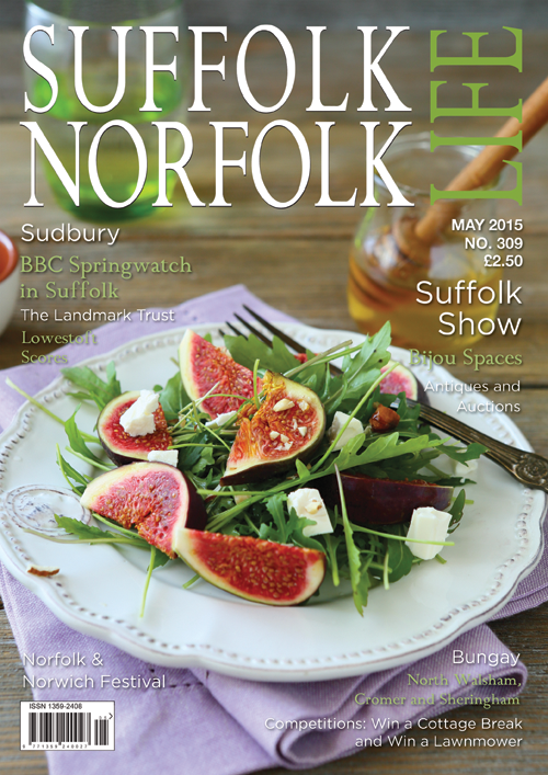 Suffolk Norfolk Life May 2015