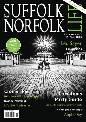 Suffolk Norfolk Life October 2015