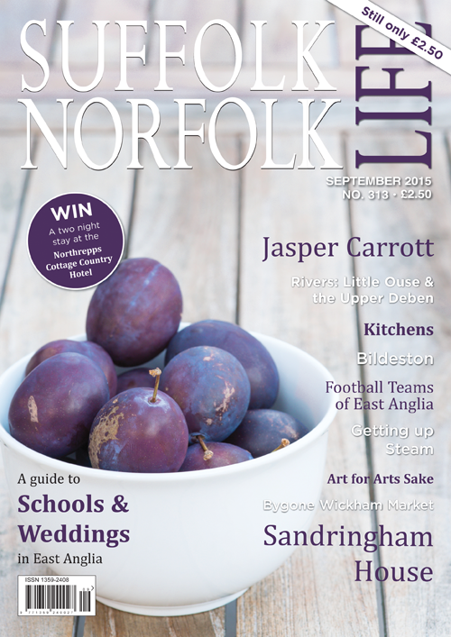 Suffolk Norfolk Life East Anglia September 2015