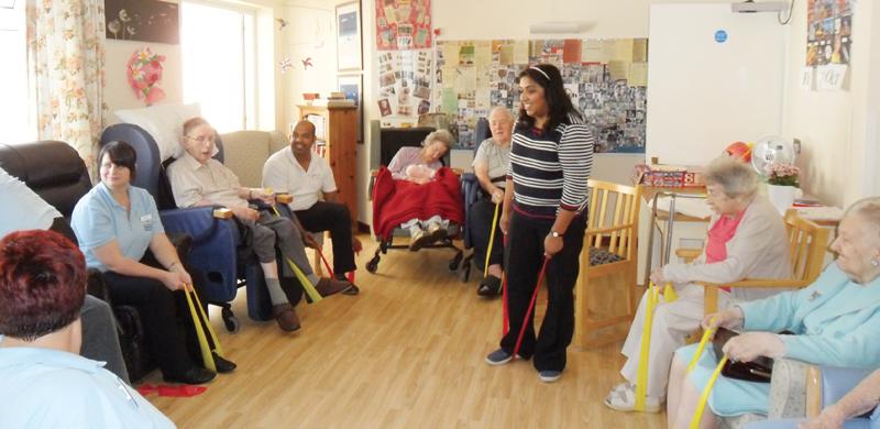NBP Nov 2015 - All Hallows Nursing Home