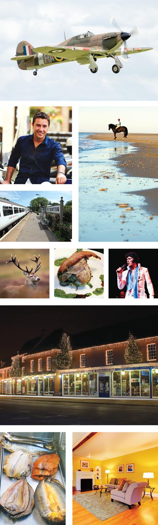 Suffolk Norfolk Life Magazine November 2015 - Holt, Danny Kerry, Ed Sheeran, Gino D'Acampo, Christmas, Home Lighting tiles