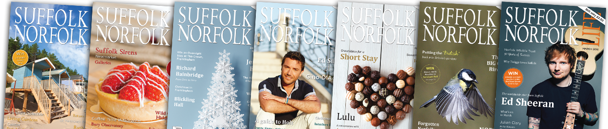 Suffolk, Norfolk, Life, magazine, east, anglia, subscribe, subscription