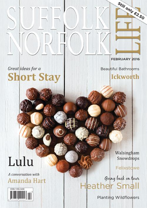 Suffolk Norfolk Life February 2016