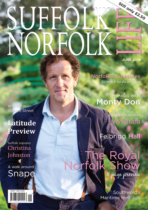 Suffolk Norfolk Life June 2016