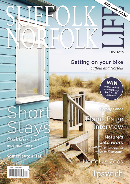 Suffolk Norfolk Life July 2016