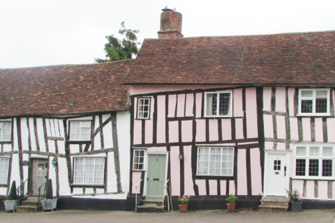 A walk around Lavenham