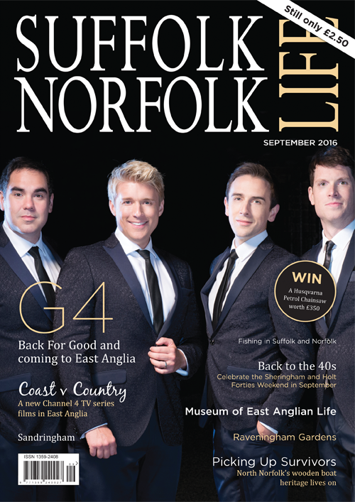 Suffolk Norfolk Life September 2016