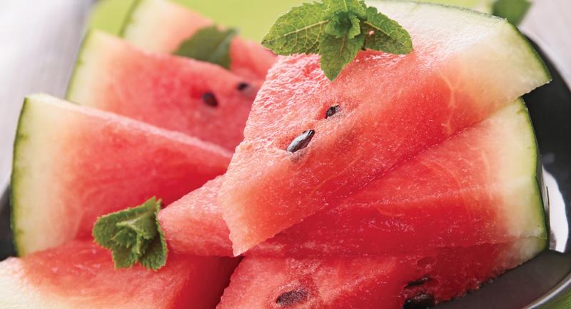 Watermelon on the Menu