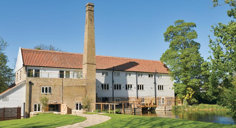 Tuddenham Mill Competition