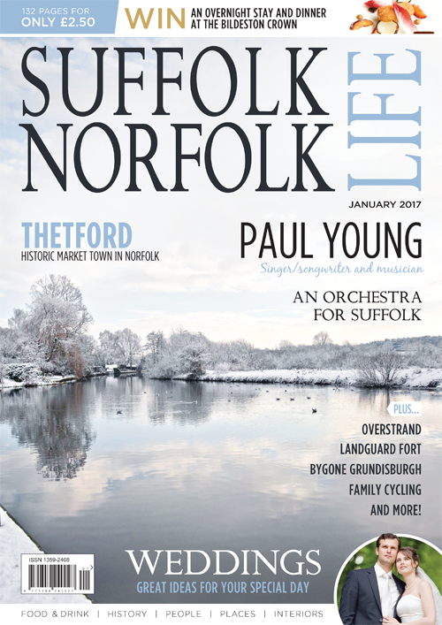 Suffolk Norfolk Life January 2017