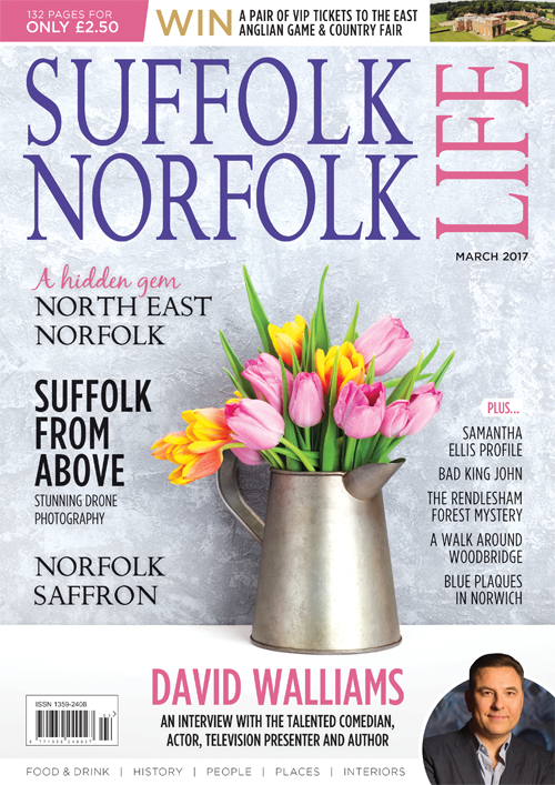 Suffolk Norfolk Life March 2017