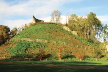 clare castle country park