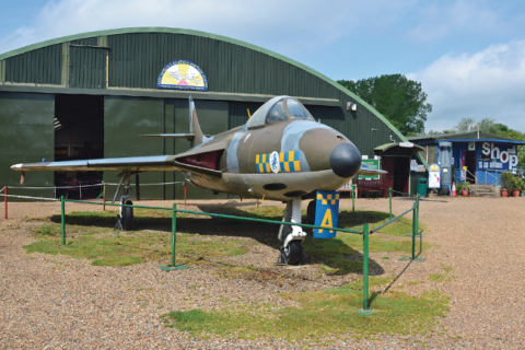 Aviation museum flixton