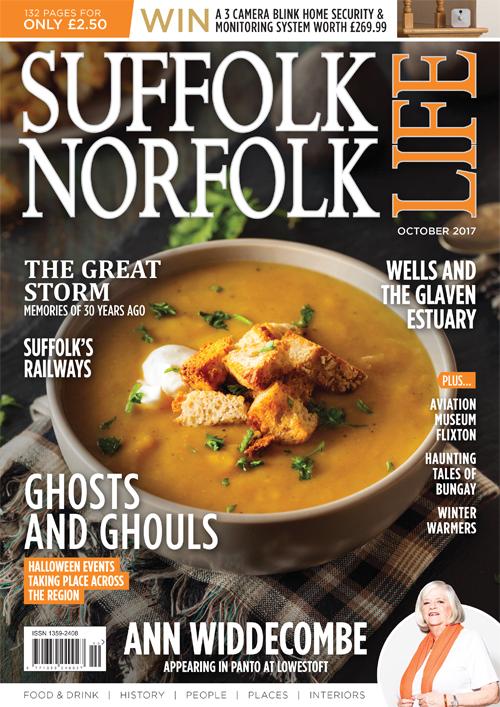 Suffolk Norfolk Life October 2017