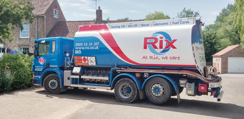 Rix Petroleum Suffolk Norfolk Life Business Profile