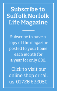 Subscribe to Suffolk Norfolk Life Magazine Ideal Gift