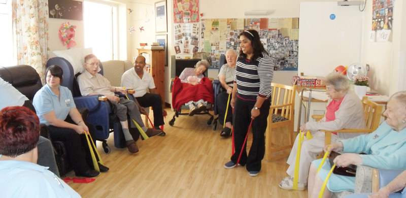 NBP Nov 2015 - All Hallows Nursing Home