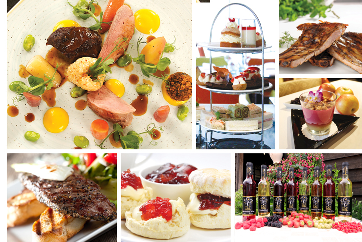 Suffolk Norfolk Life magazine food and drink resturants places to eat across East Anglia