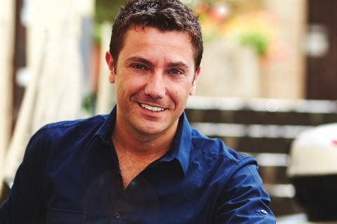 gino dacampo tv chef interview