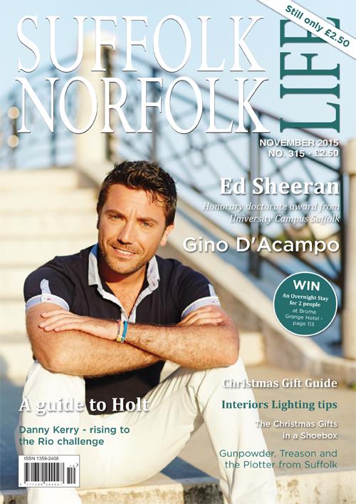 Suffolk Norfolk Life November 2015