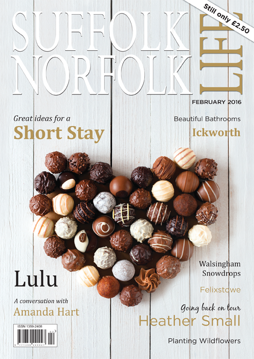 Suffolk Norfolk Life February 2016