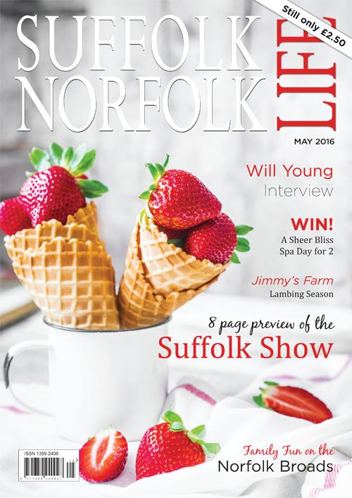 Suffolk Norfolk Life May 2016