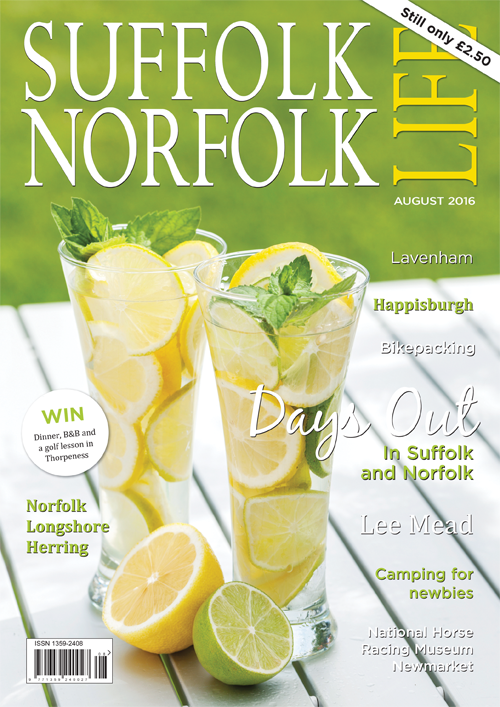 Suffolk Norfolk Life August 2016