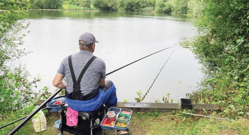 Fishing in Suffolk and Norfolk