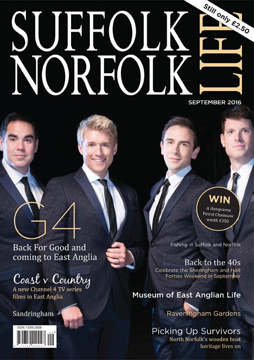 Suffolk Norfolk Life September 2016