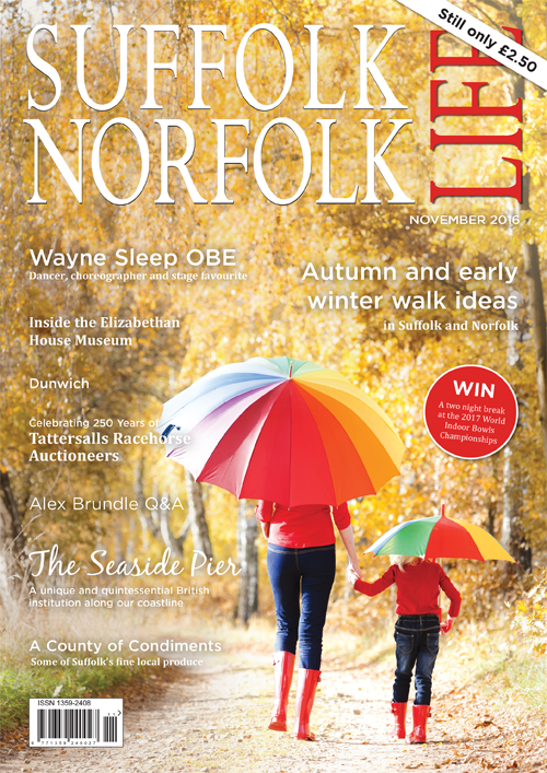 Suffolk Norfolk Life November 2016