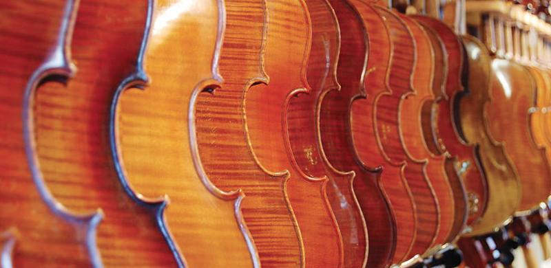 Woodbridge Violins