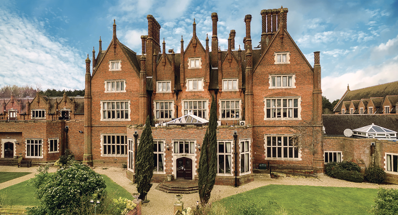 Dunston Hall Review