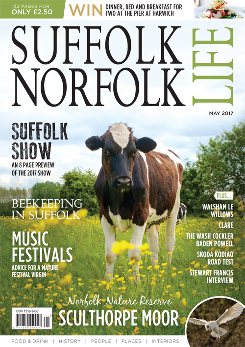 Suffolk Norfolk Life May 2017