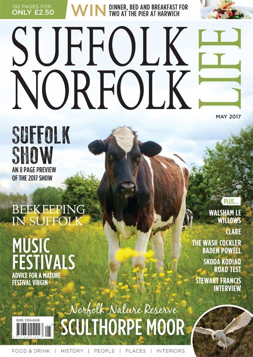 Suffolk Norfolk Life May 2017