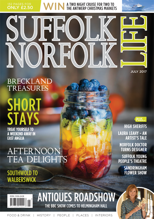 Suffolk Norfolk Life July 2017