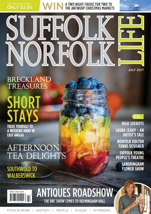 Suffolk Norfolk Life July 2017